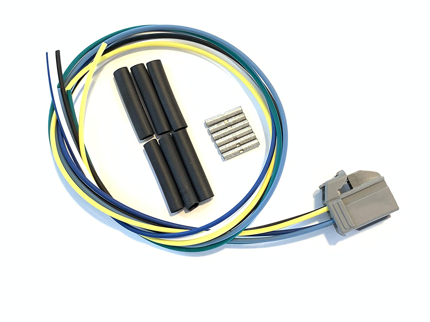 Equivalent replacement Pigtail Harness WPT-285 3U2Z-14S411-JBA