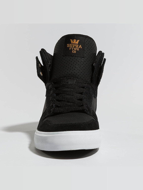 Supra Vaider LC US|Black/Copper-white Sneaker B074KMNG31 4.5 M US|Black/Copper-white LC 3595ac