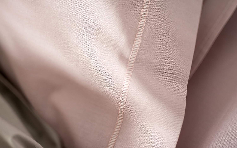 Made in Italy Disponibile in Vari Colori Coppia di Federe 50x80 in Cotone COGAL Materiale 100/% Cotone Shake Tinta Unita