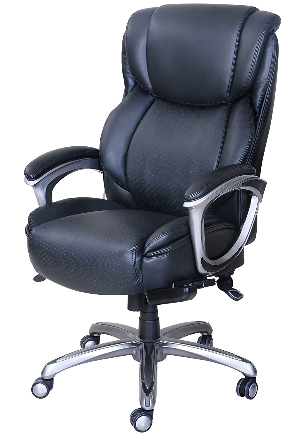 amazoncom gentherm heated and cooled executive office chair hckitchen  dining. amazoncom gentherm heated and cooled executive office chair hc