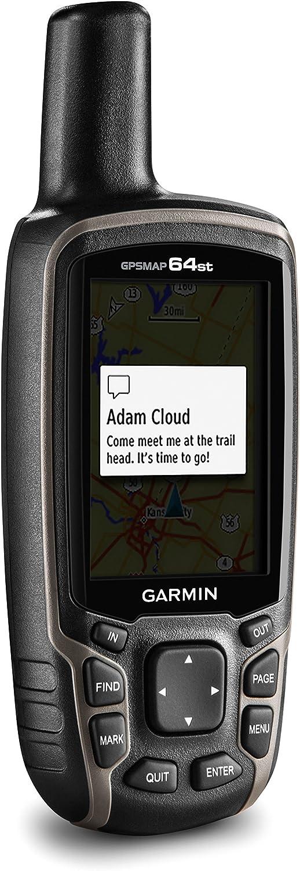 Garmin 64st-Navigador GPS, Multicolor: Amazon.es: Deportes y aire ...