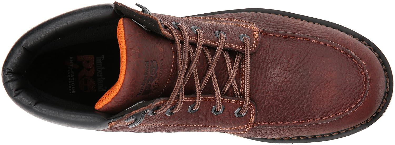 68f56241 Bota Industrial Impermeable Timberland PRO para Hombre Gridworks Moc Soft  Toe marrón