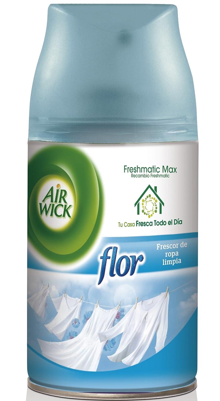 Air Wick Freshmatic Max Ambientador de Recambio Flor - 250 ml: Amazon.es: Industria, empresas y ciencia