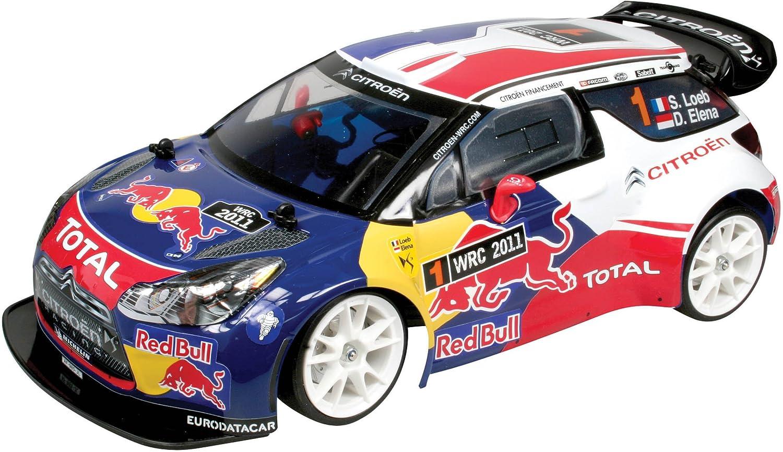 Nikko 142 403 A2 Citroen DS3 WRC - Coche teledirigido (Escala 1:14)