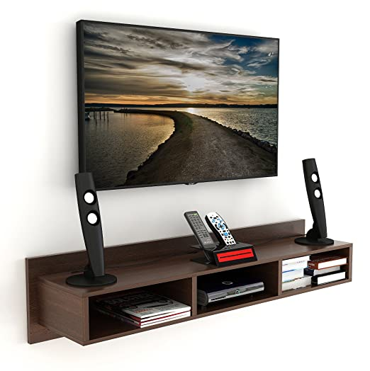 f3457416e5d Wudville Coober TV Entertainment Unit Table with Set Top Box Stand  Amazon. in  Home   Kitchen