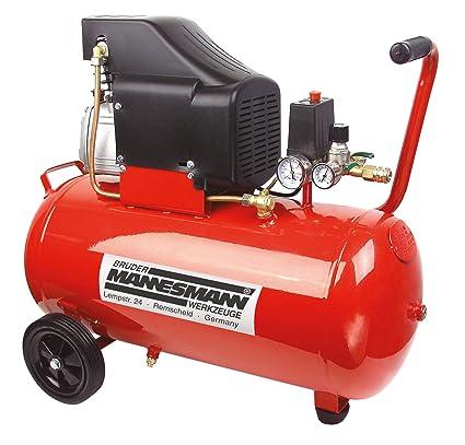 Brueder Mannesmann Werkzeuge M12975 - Compresor de aire ...
