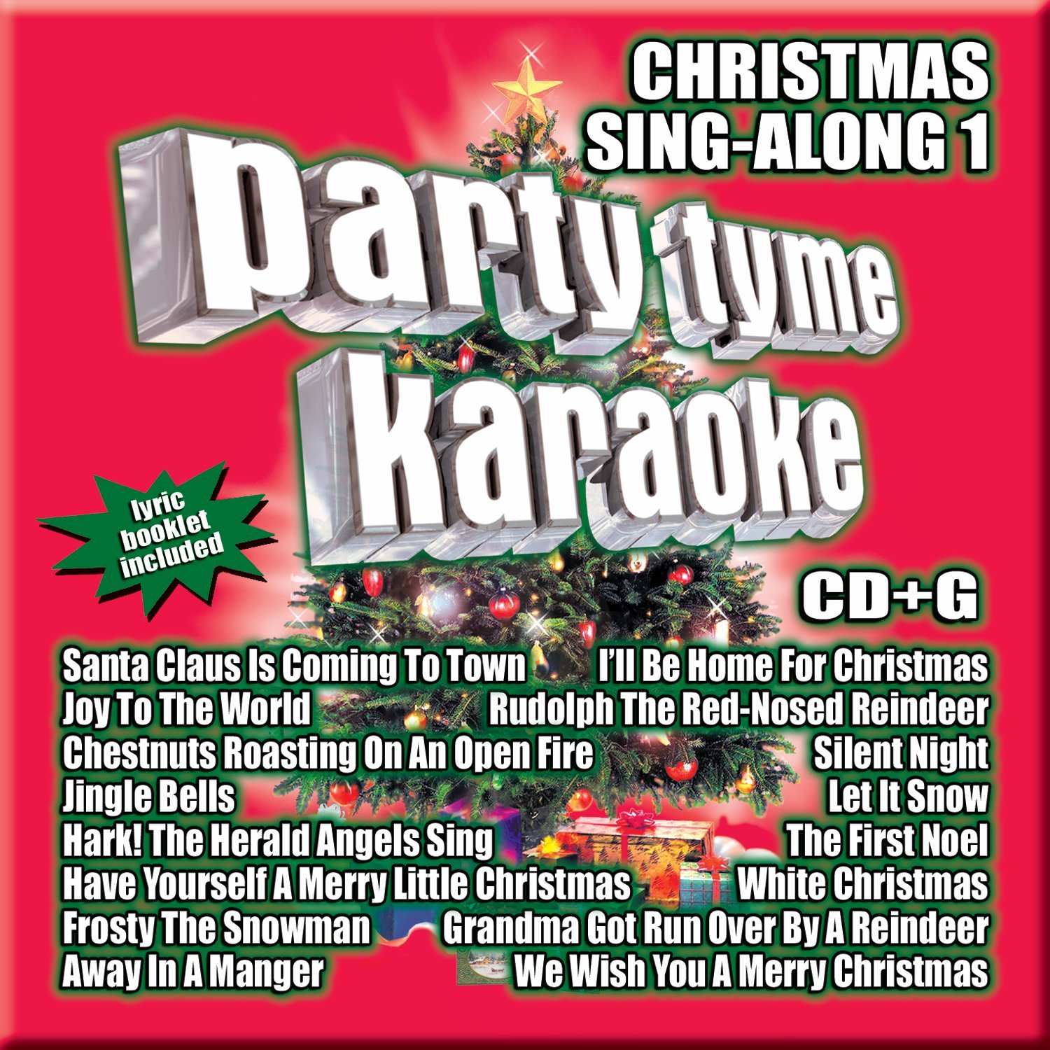 Party Tyme Karaoke - Party Tyme Karaoke: Christmas Sing-A-Long ...