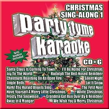 Christmas Karaoke Cd.Christmas Sing Along 1