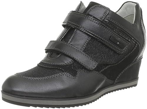 Geox D Illusion G amazon-shoes neri Sintetico