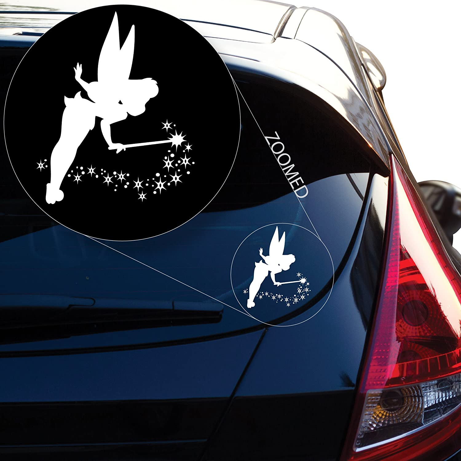 Tinkerbell Decal Window or Indoor will sticker Car Truck