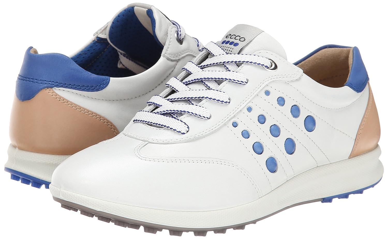 ECCO 38 Women's Street Evo One Luxe-w B00LI22502 38 ECCO EU/7-7.5 M US|White/Mazarine Blue ee9f23