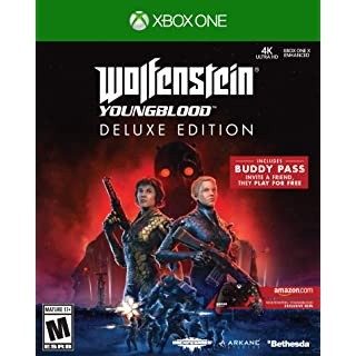 Wolfenstein: Youngblood - Xbox One Deluxe Edition