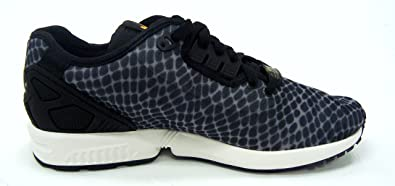 big sale 9934f a5848 Adidas Men's ZX Flux Decon Sneakers B23724 Clonix/Black/Gold ...