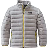 Patagonia Boys Down Sweater Jacket Drifter Grey Boys S