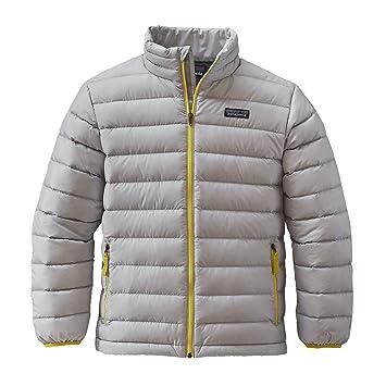 99587475997a Patagonia Boys Down Sweater Jacket Drifter Grey Boys XL  Amazon.ca ...