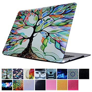MacBook Air 11 inch Caso, papyhall Macbook Air impresión Art ...