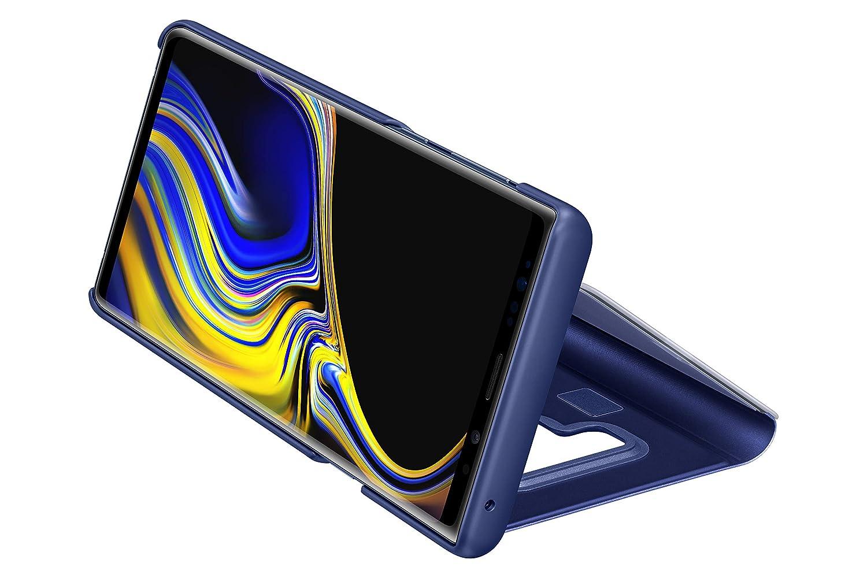 color p/úrpura lavanda Samsung Clear View Standing - Version espa/ñola Funda para Galaxy Note 9