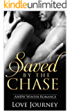 Saved By The Chase (AMBW Winter Romance Book 1)