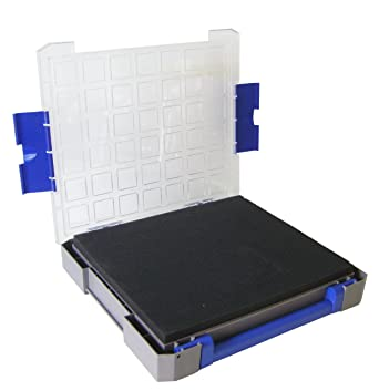 Viso W185-FOAM - Caja de herramientas (polipropileno y ...