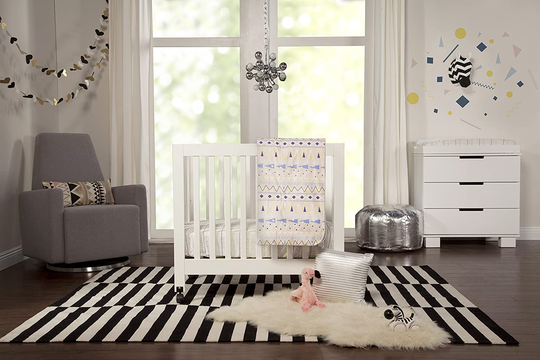 Babyletto Desert Dreams 4-Piece Mini Crib Set by babyletto   B00WW80SLY