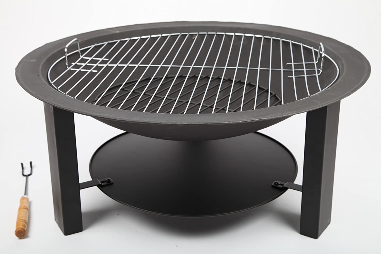 grill mit feuerschale feuerschale grill feuerstelle feuerschale veikin shop premium. Black Bedroom Furniture Sets. Home Design Ideas