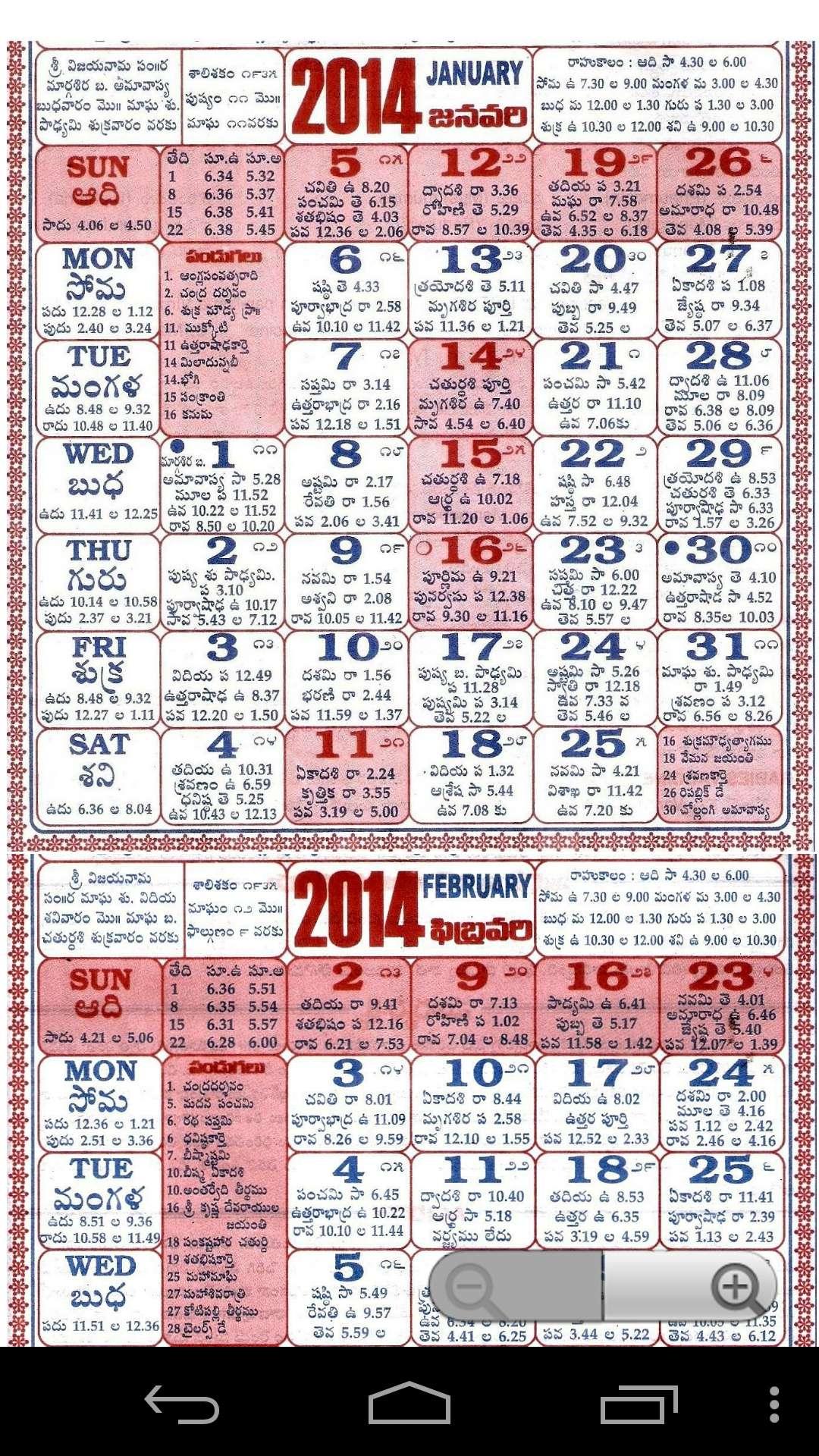 1982 Calendar Telugu.1982 April Telugu Calendar