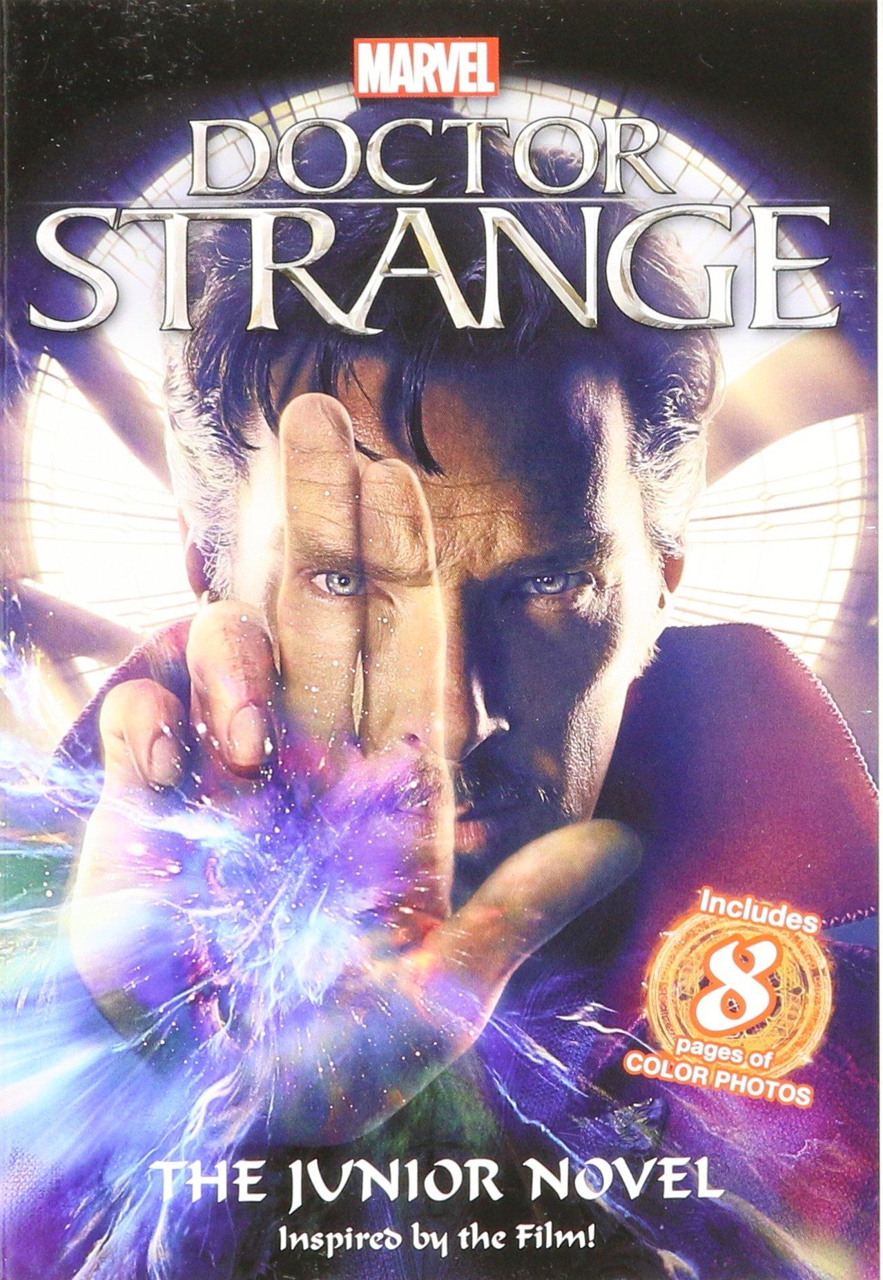 Download Marvel's Doctor Strange: The Junior Novel PDF