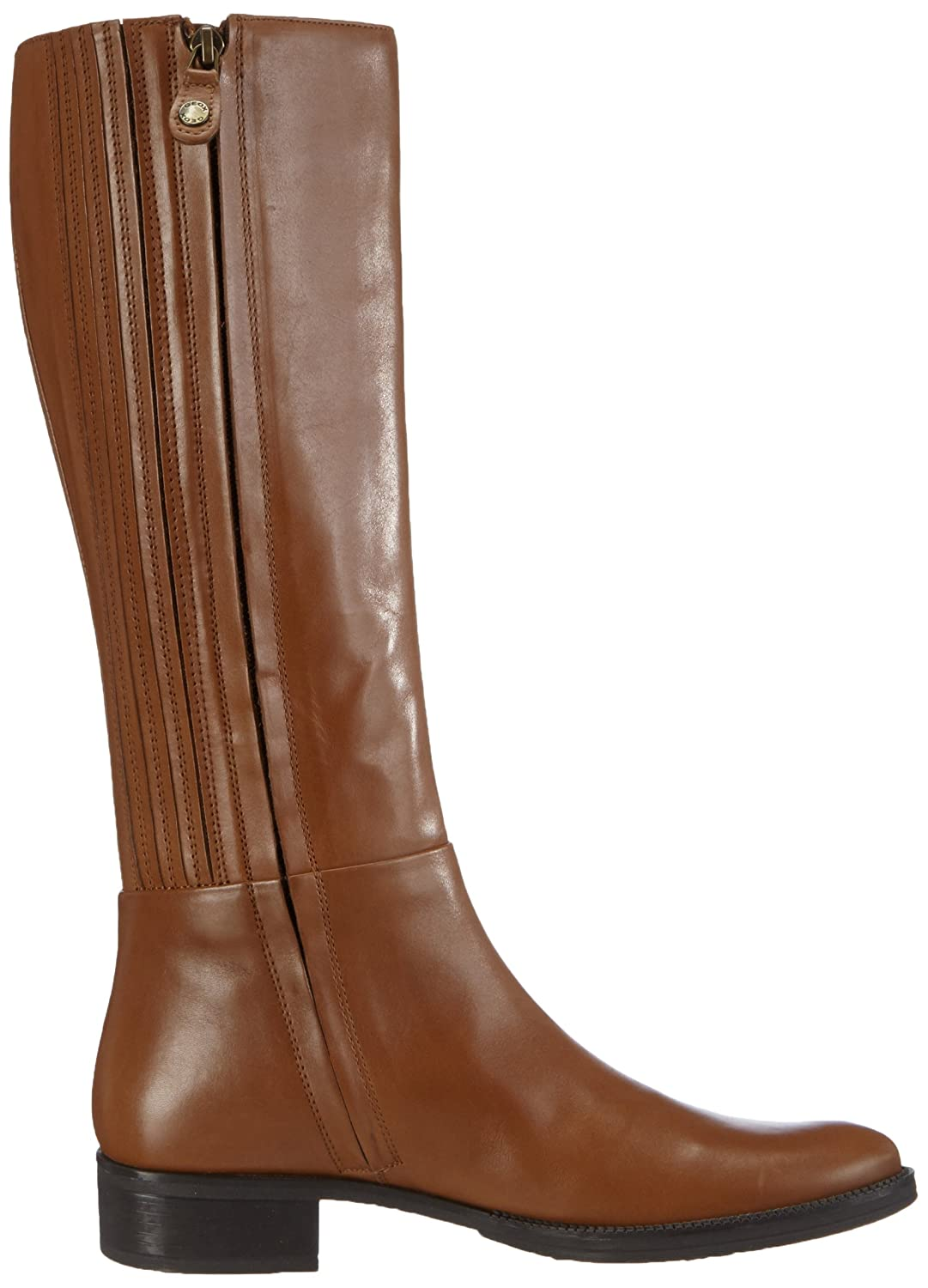Donna Mendi Stivali P, Womens Ankle Riding Boots - Brown (Brownc0013), 2.5 UK (35 EU) Geox