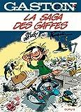 Gaston - tome 17 - La saga des gaffes