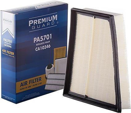 FRAM CA10346 Extra Guard Flexible Rectangular Panel Air Filter