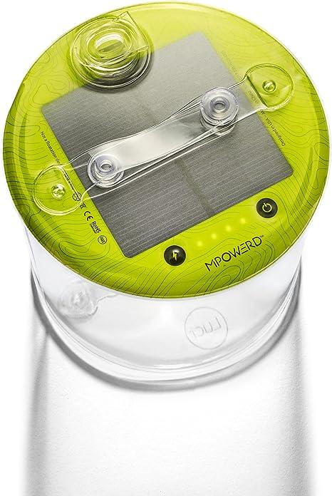 MPOWERD Luci Pro Outdoor 2.0 - Solar Inflatable Lantern