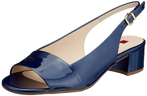 7bc41aaa1 HÖGL Women s s 5-10 2105 3100 Sling Back Heels  Amazon.co.uk  Shoes ...