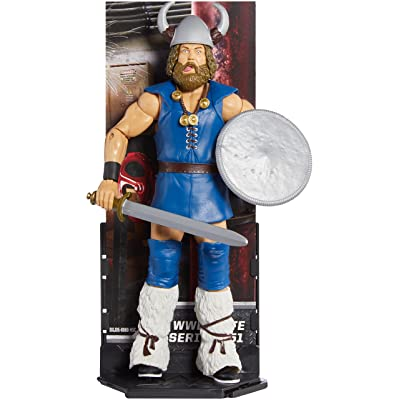 WWE Berzerker Elite Collection Action Figure: Toys & Games