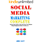 STEP BY STEP GUIDE TO SOCIAL MEDIA MARKETING: START AND GROW YOUR BUSINESS USING INSTAGRAM, FACEBOOK, YOUTUBE, ETC.