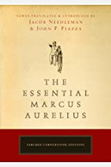 The Essential Marcus Aurelius (Cornerstone Editions) Paperback
