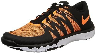 Nike Men's Free Trainer 5.0 V6 Ttl Orng/Vlt/Tmbld Gry/Lnr Gry