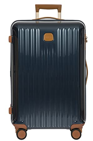Bric's Capri Valise de cabine 4 roulettes 55 cm nightblue kDQNh8V