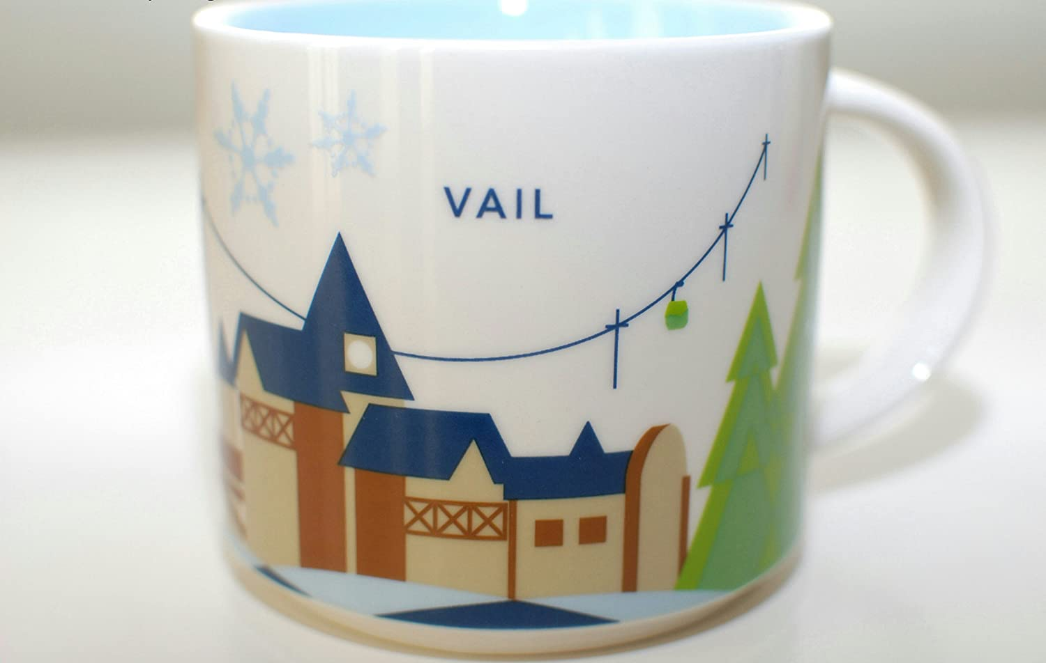 amazon com starbucks coffee 2013 you are here collection vail