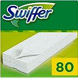 Swiffer Boden-Staubtücher Mega Nachfüllpack, 1er Pack (1 x 80 Stück)