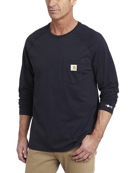 e4af8073400 Carhartt Camiseta de algodón de Alta Resistencia para Hombre