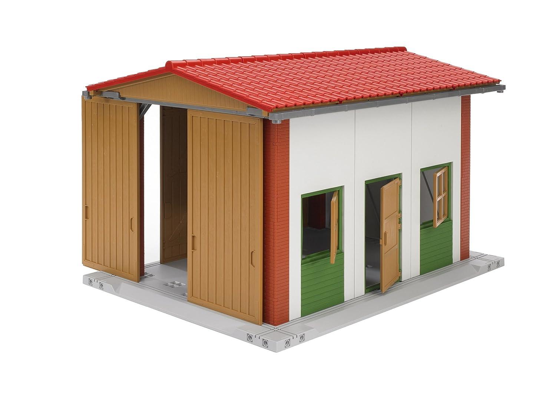 Bruder 68010 bworld - Juego de construcción de sala de máquinas: bruder: Amazon.es: Juguetes y juegos