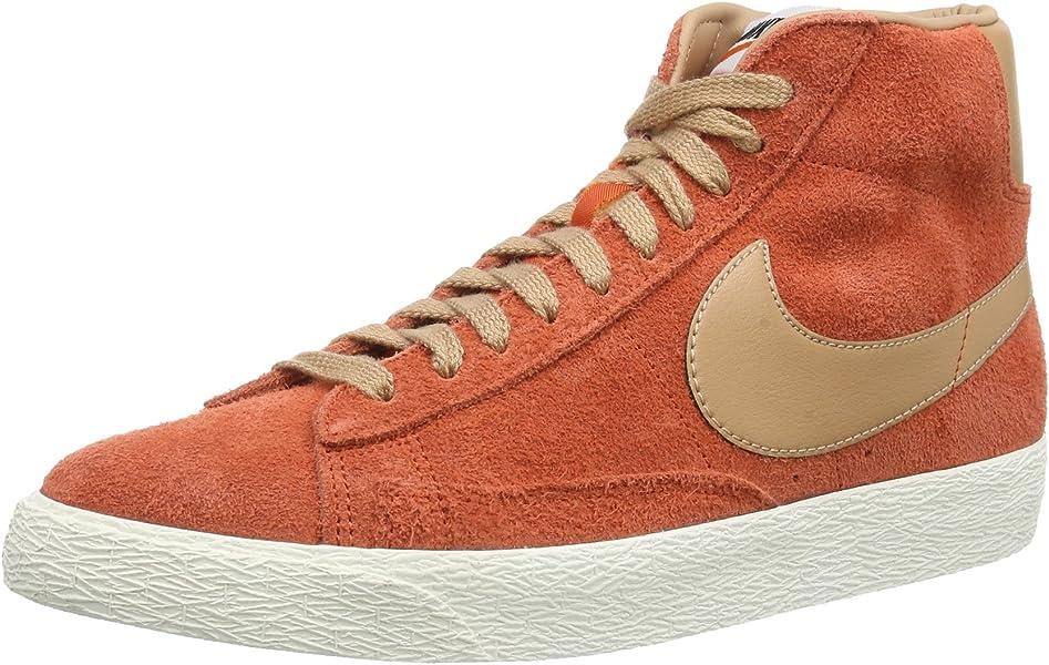 on feet images of super cheap 50% price Blazer Mid Premium Vintage Suede 538282 Herren