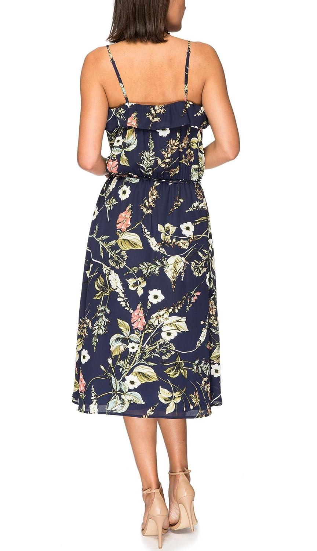 6898350d15 Bobeau Maya Printed Dress at Amazon Women's Clothing store: