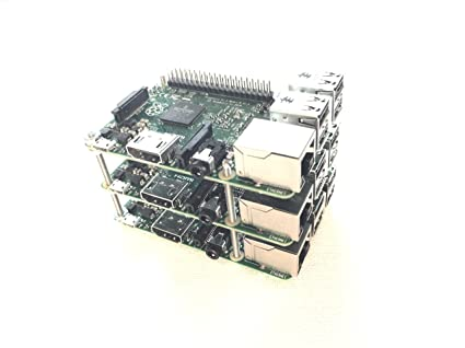 Amazon com: Raspberry Pi Stack 'em High, Case Cover Wall