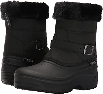 d69603ddfb4a7 Tundra Boots Women s Sasy Black Boot