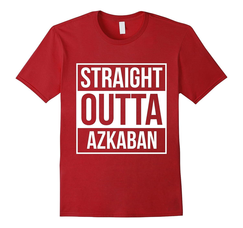 Straight Outta Azkaban t shirts tshirts tees-RT