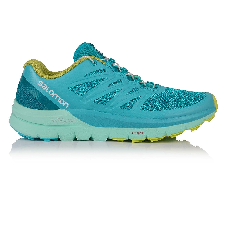 Adidas Damen Sense Pro Max Traillaufschuhe türkis Lime 41 1 3 EU