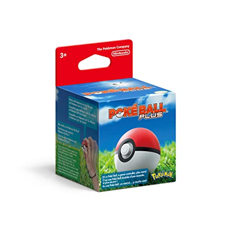 3d5d73ae394 Poké Ball Plus for Nintendo Switch  Amazon.ca  Computer and Video Games