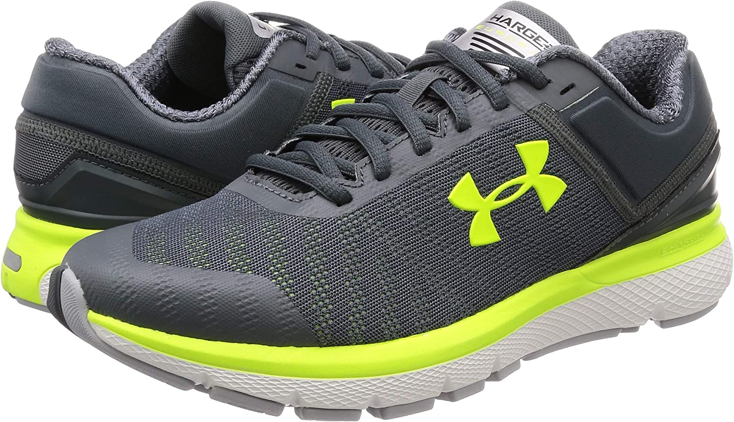 Under Armour Charged Europa 2, Zapatillas de Running para Hombre ...