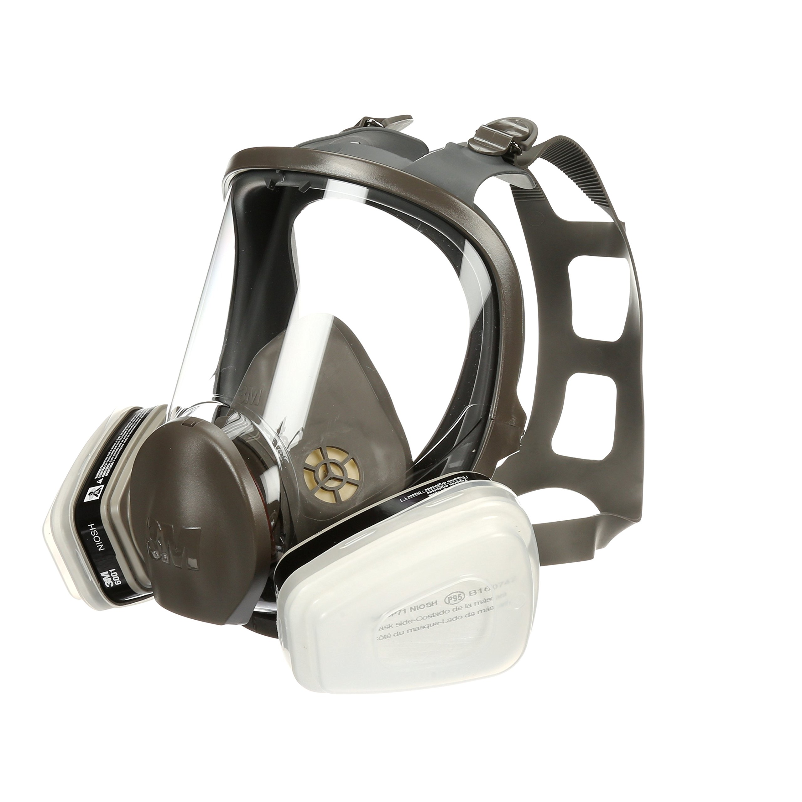 3M Full Face Paint Project Respirator, Large by 3M (Image #6)